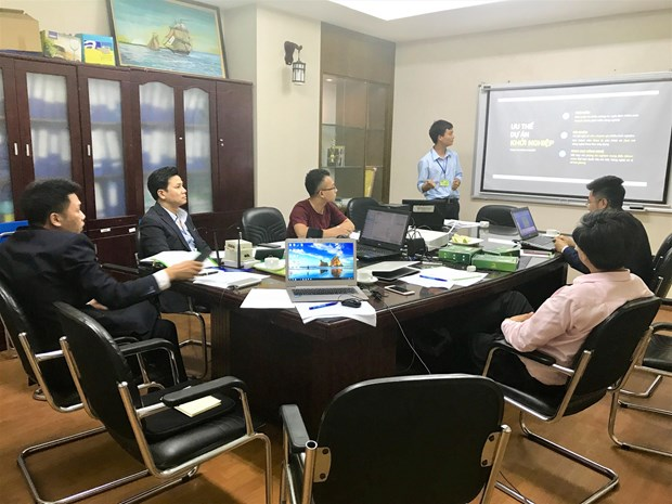 TECHFEST: 16 startup cong nghe ve linh vuc nong nghiep tranh tai hinh anh 1