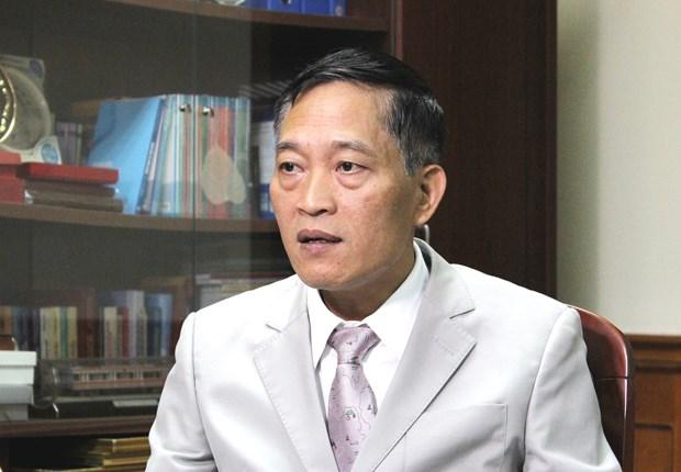 Lanh dao Bo KHCN: Nhieu nha dau tu am tham theo doi cac start-up Viet hinh anh 1