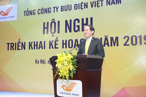 Buu dien Viet Nam 'can moc' doanh thu 1 ty USD truoc han 2 nam hinh anh 1