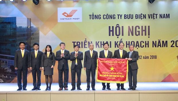 Buu dien Viet Nam 'can moc' doanh thu 1 ty USD truoc han 2 nam hinh anh 2