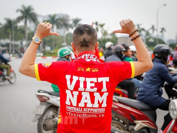 RapNewsPlus Viet - Phap: Chuc mung doi tuyen Viet Nam vo dich AFF Cup hinh anh 1