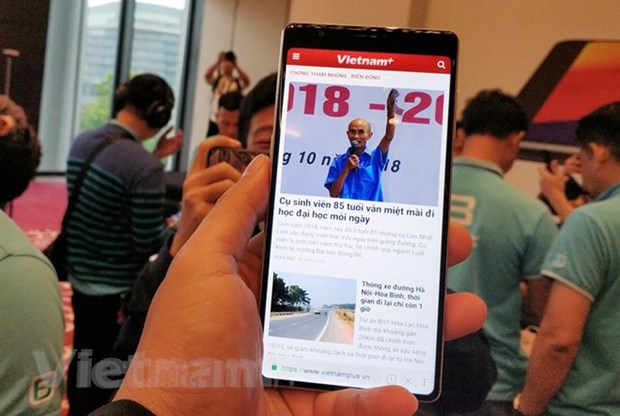 Diem mat nhung smartphone 'day song' thi truong Viet nam 2018 hinh anh 7