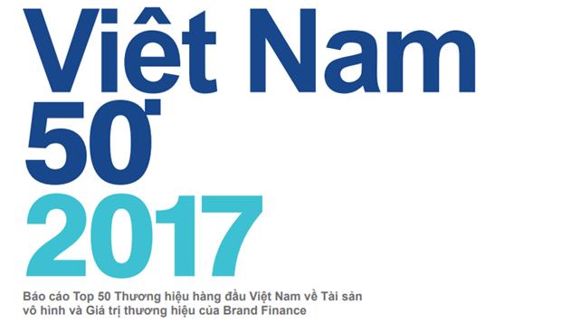 Lo dien doanh nghiep co gia tri thuong hieu lon nhat Viet Nam 2018 hinh anh 1
