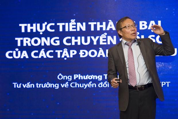 Chuyen doi so doanh nghiep co the bat nguon tu nhung sang kien so nho hinh anh 1