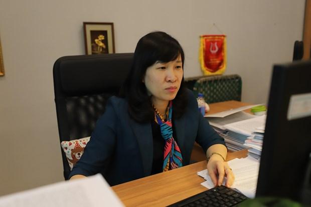 Van phong Chinh phu tien phong trong gui nhan van ban dien tu hinh anh 1