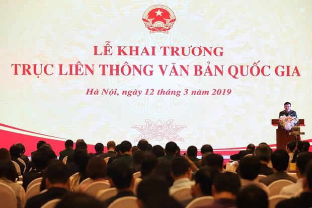 Viettel cung cap giai phap giup Van phong Chinh phu quan ly van ban hinh anh 1