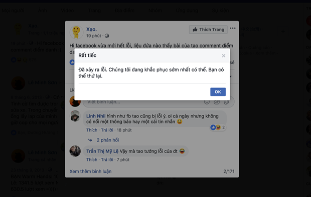 Nguoi dung than troi vi Facebook khong gui duoc anh qua Messenger hinh anh 2