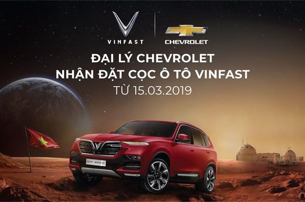 VinFast chinh thuc ban oto tai cac dai ly Chevrolet ke tu 15/3 hinh anh 1
