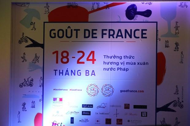 2.500 bua an kieu Phap duoc phuc vu o Le hoi Am thuc Gout de France hinh anh 1