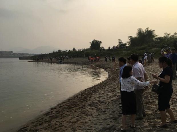 Hoa Binh: Di tam song Da, 8 hoc sinh duoi nuoc tu vong thuong tam hinh anh 8