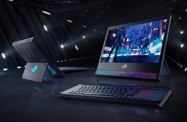 ASUS gioi thieu dan laptop gaming 'khung' the he moi hinh anh 2