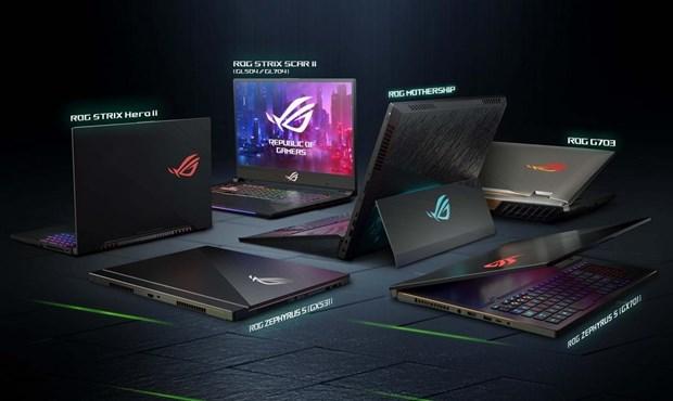 ASUS gioi thieu dan laptop gaming 'khung' the he moi hinh anh 1