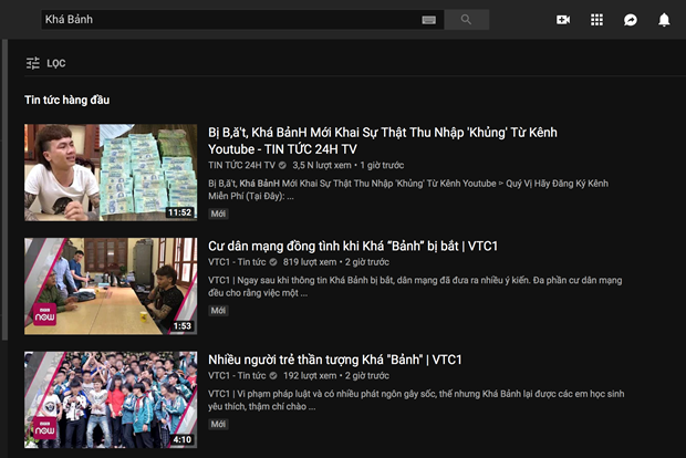 Kenh YouTube 'trieu view' cua Kha Banh chinh thuc bi xoa so hinh anh 2