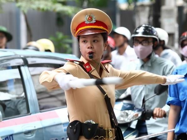 Phan luong phuc vu le Quoc tang Dai tuong Le Duc Anh hinh anh 1