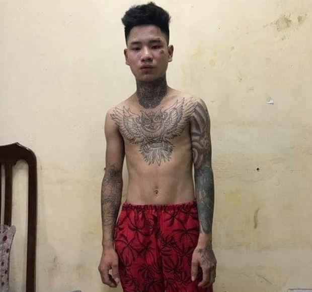 Ha Noi: Trung uy Canh sat giao thong bi xe tong guc tren quoc lo 32 hinh anh 2