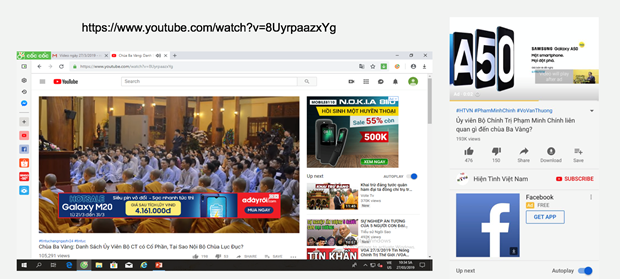 Mang xa hoi YouTube dang vi pham nhung gi tai Viet Nam? hinh anh 3