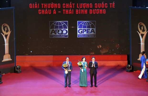 75 doanh nghiep duoc trao Giai thuong Chat luong Quoc gia 2018 hinh anh 3