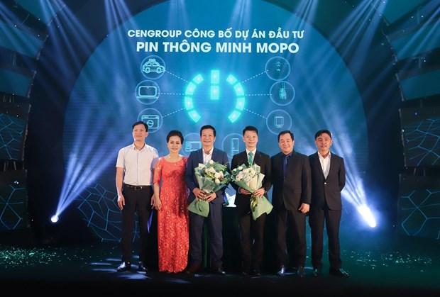 Cen Group 'do tien' phat trien du an pin thong minh cua start-up Viet hinh anh 1