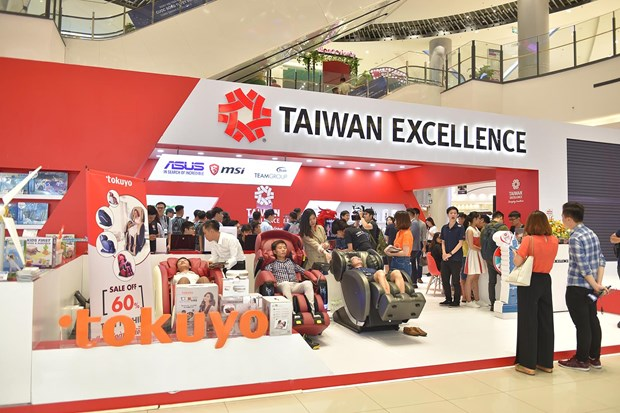 Hai ngay trai nghiem cuoc song tuyet voi tai Taiwan Excellence Day hinh anh 1