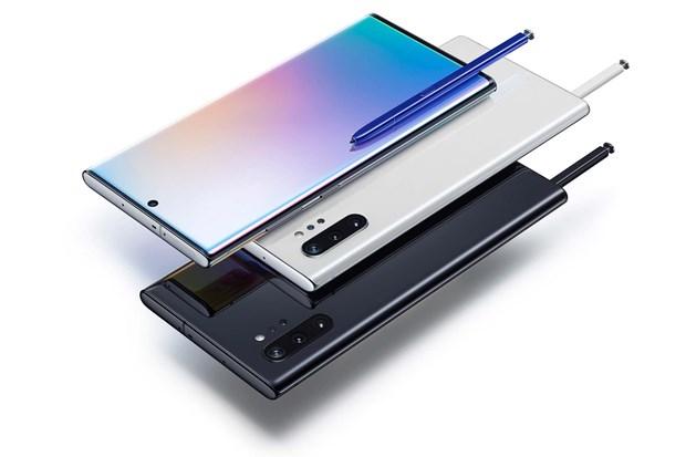 Samsung Galaxy Note 10 chinh thuc ra mat voi gia ban tu 949 USD hinh anh 2