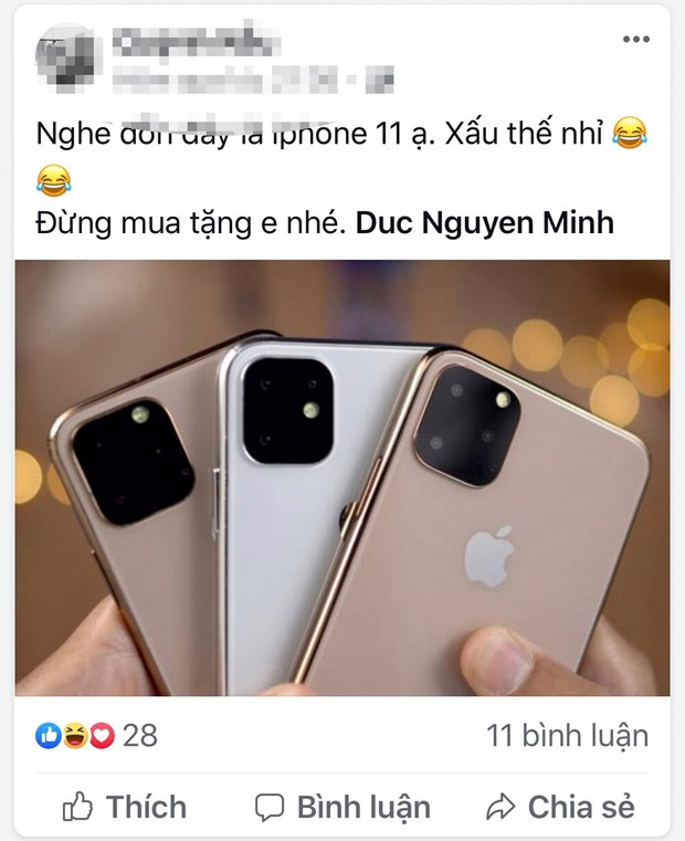 Cong dong mang noi gi sau man 'chao san' cua iPhone 11 hinh anh 2