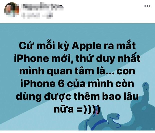Cong dong mang noi gi sau man 'chao san' cua iPhone 11 hinh anh 6