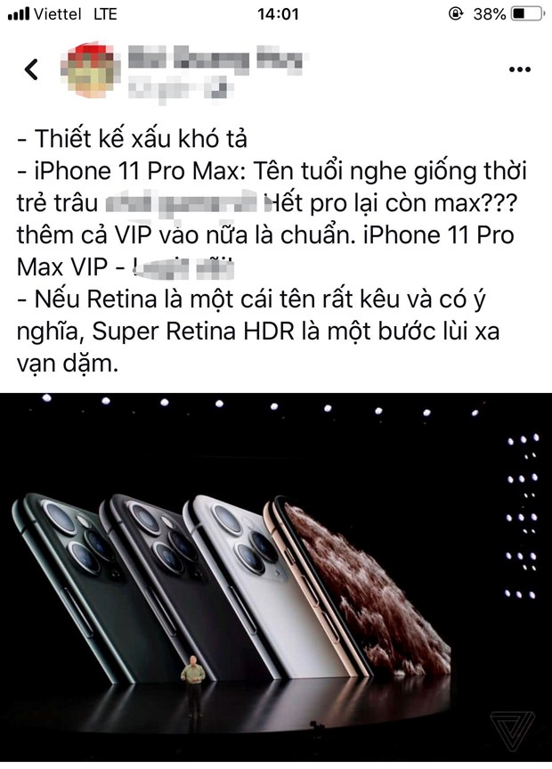 Cong dong mang noi gi sau man 'chao san' cua iPhone 11 hinh anh 8
