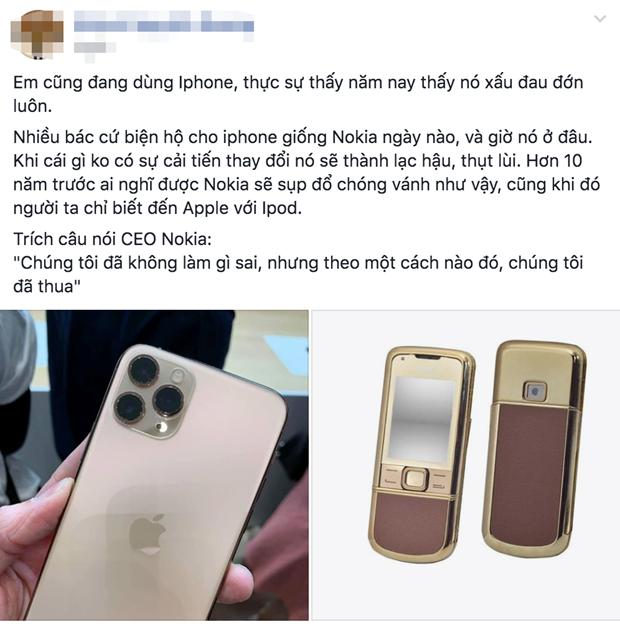 Cong dong mang noi gi sau man 'chao san' cua iPhone 11 hinh anh 9