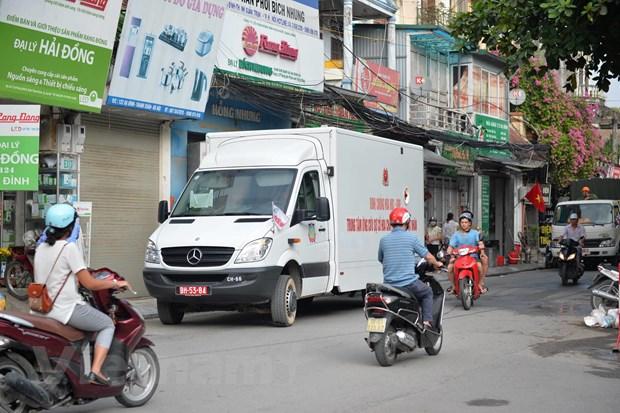 Bo doi Binh chung Hoa hoc co mat tai Rang Dong, chuan bi tay doc hinh anh 6