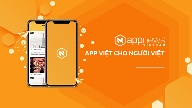 Appnews Viet Nam: Ung dung nham giai quyet kho khan cho bao chi hinh anh 1