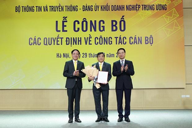 Tong cong ty Buu dien Viet Nam co Chu tich Hoi dong thanh vien moi hinh anh 1