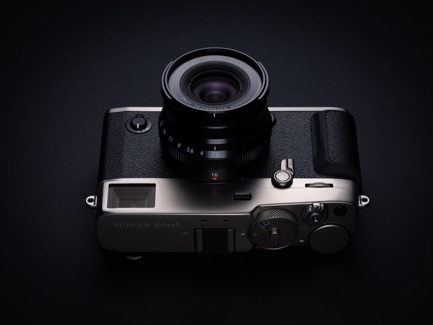 Fujifim X-Pro 3 ra mat thi truong dip cuoi nam, gia tu 41,9 trieu dong hinh anh 1