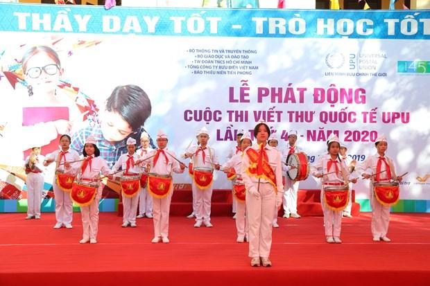 Thi Viet thu Quoc te UPU lan thu 49 co chu de goi mo cho thi sinh hinh anh 1