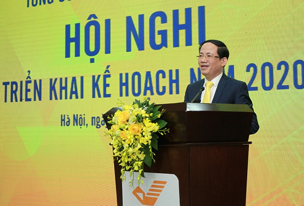 Buu Dien Viet Nam tang hon 20% loi nhuan trong nam 2019 hinh anh 2