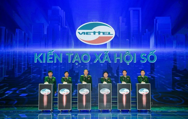 Tong doanh thu Viettel dat 1,2 trieu ty dong giai doan 2014-2019 hinh anh 1