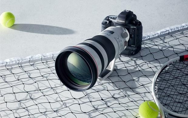 Canon EOS-1D X Mark III chinh thuc ra mat, gia 150 trieu dong hinh anh 2