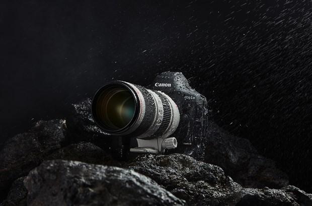 Canon EOS-1D X Mark III chinh thuc ra mat, gia 150 trieu dong hinh anh 1