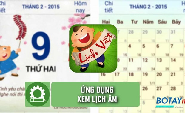 Cac ung dung di dong mien phi nen co trong dip Tet Canh Ty hinh anh 1