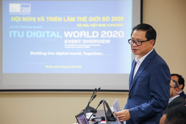 Viet Nam da san sang cho Hoi nghi va Trien lam The gioi so 2020 hinh anh 1