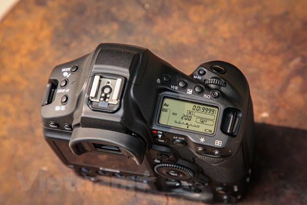 Chi tiet EOS-1D X Mark III: Binh cu nhung ruou moi cua gia dinh Canon hinh anh 12