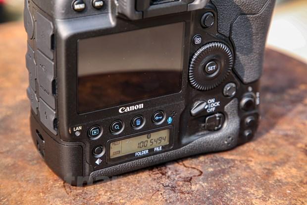 Chi tiet EOS-1D X Mark III: Binh cu nhung ruou moi cua gia dinh Canon hinh anh 14