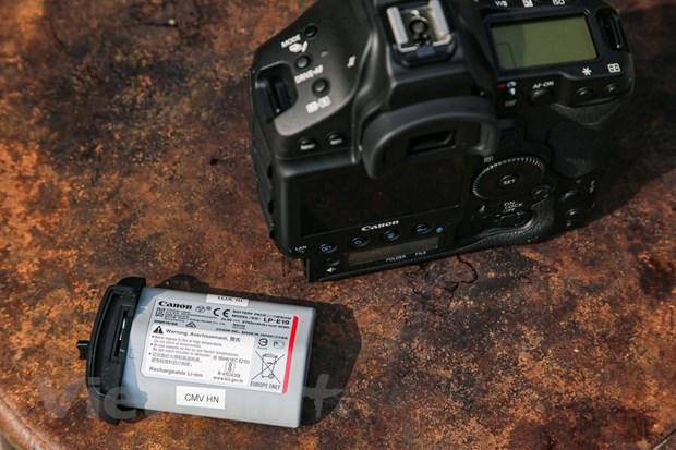 Chi tiet EOS-1D X Mark III: Binh cu nhung ruou moi cua gia dinh Canon hinh anh 15