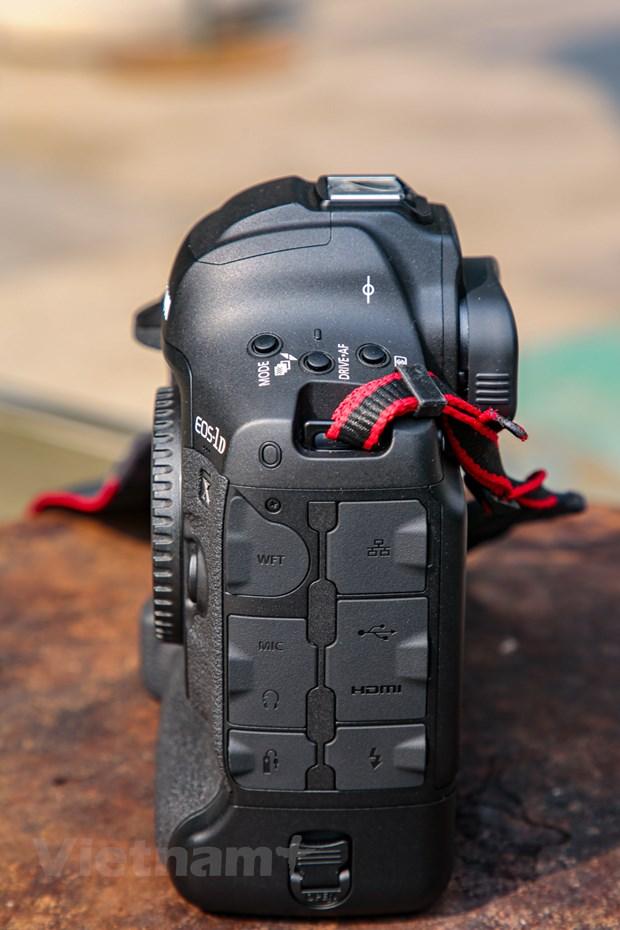 Chi tiet EOS-1D X Mark III: Binh cu nhung ruou moi cua gia dinh Canon hinh anh 7