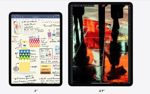 Apple ra mat iPad Pro 2020 gia tu 700 USD, bat dau ban tu 18/3 hinh anh 1