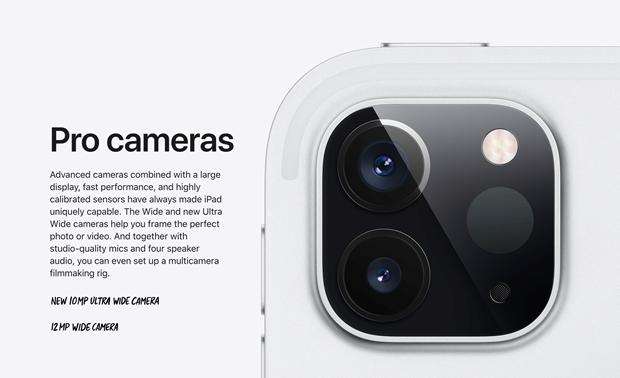 Apple ra mat iPad Pro 2020 gia tu 700 USD, bat dau ban tu 18/3 hinh anh 2