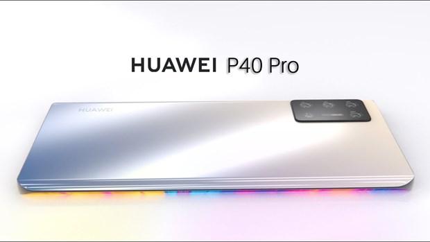 Huawei P40 ra mat: Gia tu 799 Euro, chua ro thoi diem ban o Viet Nam hinh anh 1