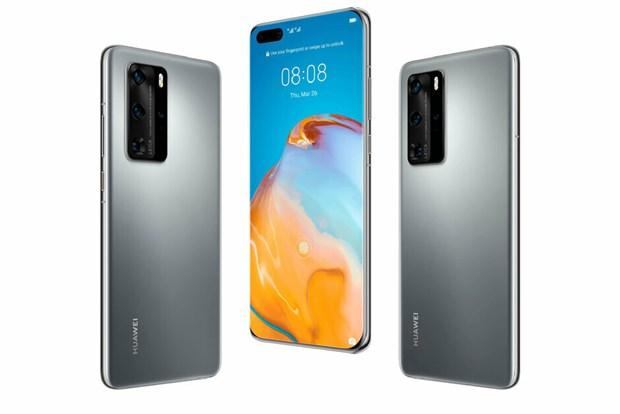 Huawei P40 ra mat: Gia tu 799 Euro, chua ro thoi diem ban o Viet Nam hinh anh 2