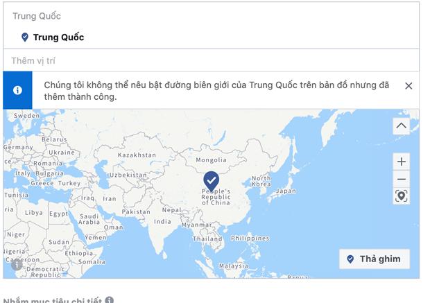 Facebook xoa Truong Sa, Hoang Sa ra khoi ban do Viet Nam hinh anh 1