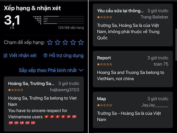 Facebook cung cap ban do sai lech ve chu quyen Hoang Sa-Truong Sa hinh anh 3
