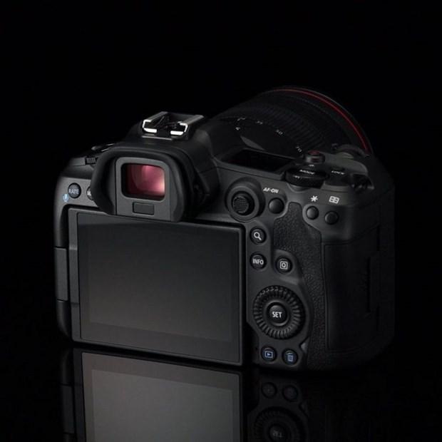 Canon ra mat mau may anh mirroless EOS R5 manh nhat tu truoc den nay hinh anh 2